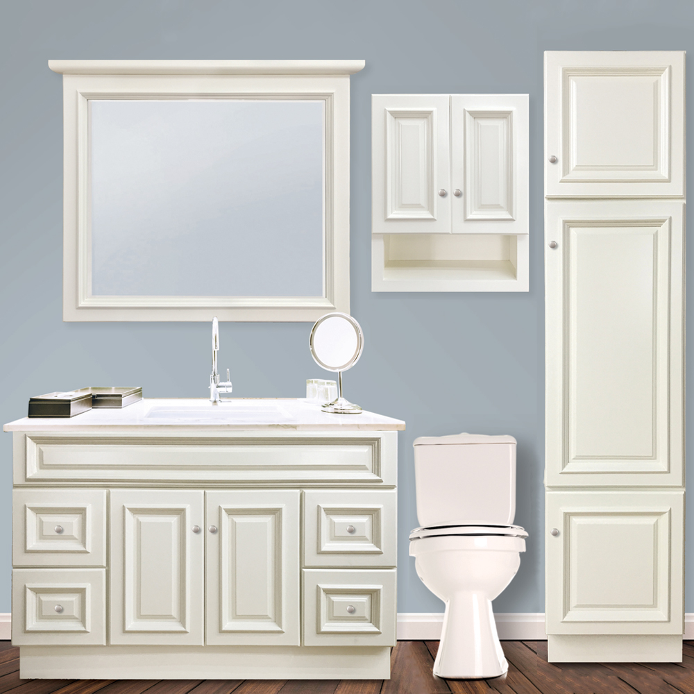 Line Art Bathroom Furniture : Nantucket linen welcome to ghi cabinets ghicabinets